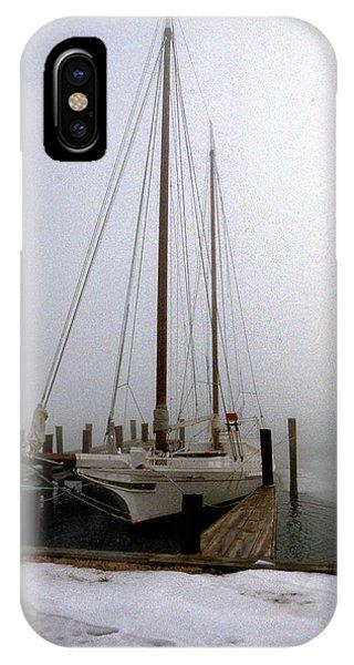 Skipjack iPhone Case - Skipjack by Skip Willits