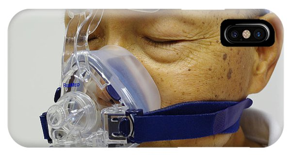 Sleep Apnea Treatment IPhone Case