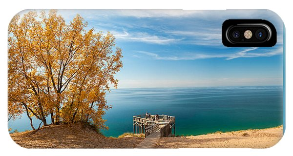 Sleeping Bear Overlook IPhone Case