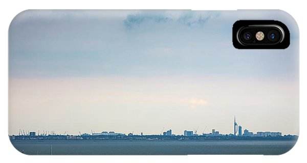 Solent Skies IPhone Case