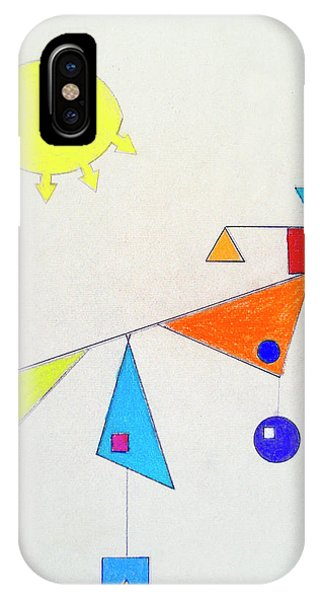 Something New Under The Sun IPhone Case