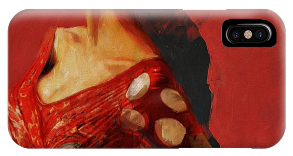 Tango iPhone Case - Spanish Culture 27 by Corporate Art Task Force
