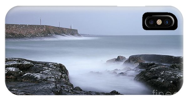 Spiddal Pier IPhone Case