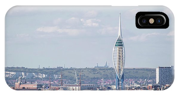 Spinnaker Tower IPhone Case