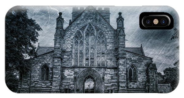 St Asaph Cathedral IPhone Case
