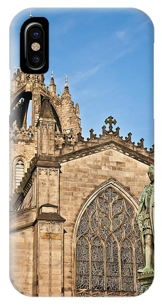 St Giles Cathedral  Edinburgh IPhone Case