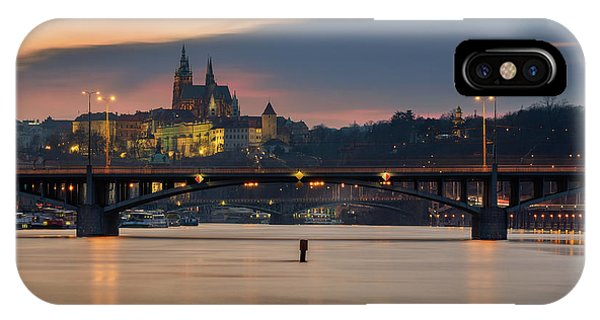 St. Vitus Cathedral, Prague, Czech Republic IPhone Case