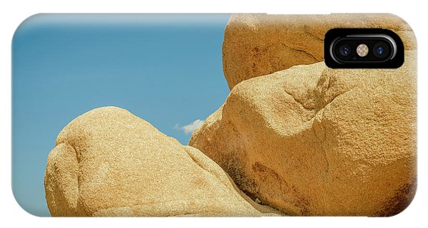 Stacked Boulders Joshua Tree IPhone Case