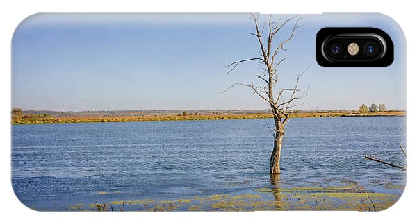 Horicon Marsh iPhone Case - Stand Alone by Susan McMenamin