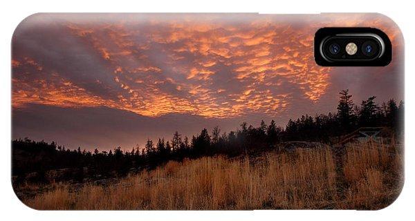 Steelhead Provincial Park Sunset Phone Case by Pierre Leclerc Photography
