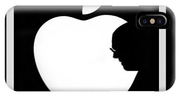 iPhone Case - Steve Jobs Apple by Rob Hans
