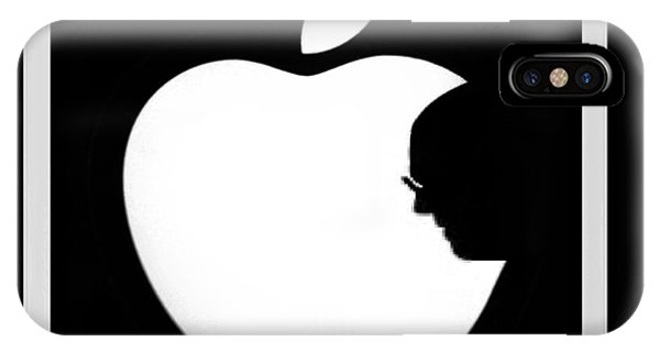 Steve Jobs Apple IPhone Case