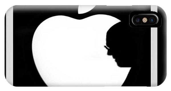 Steve Jobs Apple IPhone Case