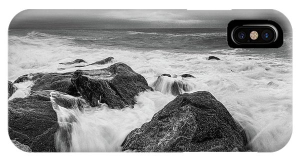 IPhone Case featuring the photograph Stormy Morning by Will Gudgeon