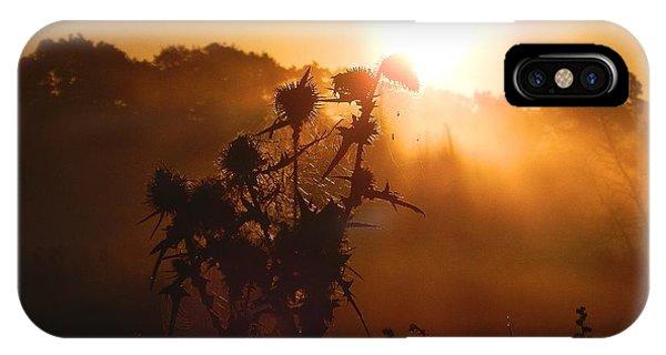 Sun Up IPhone Case