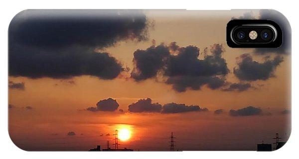 iPhone Case - Sundown by Kumiko Izumi