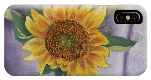 Sunflowers For Nancy IPhone Case