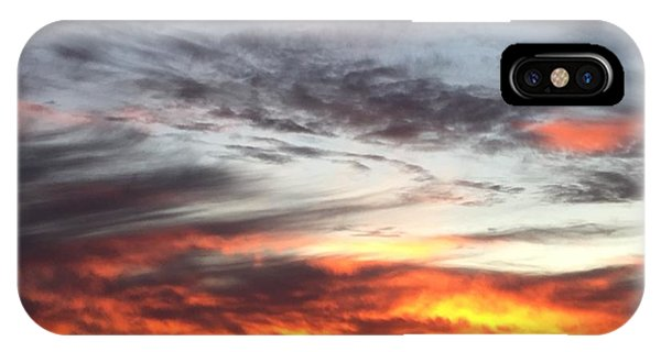 Sunrise Collection #4 IPhone Case