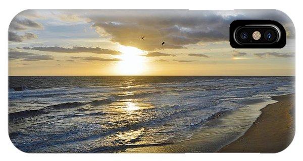 Sunrise On The Banks  IPhone Case