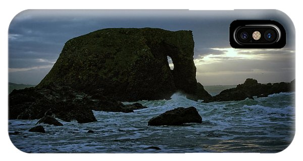 Sunset At Elephant Rock IPhone Case