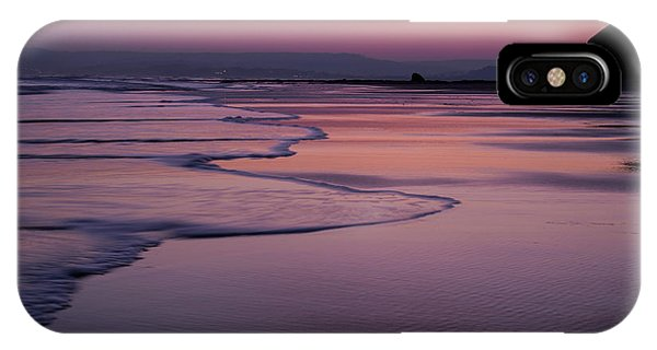 Sunset At Exmouth IPhone Case