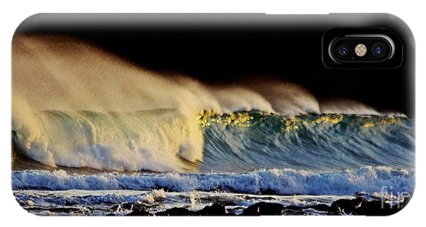 iPhone Case - Surfing The Island #2 by Blair Stuart