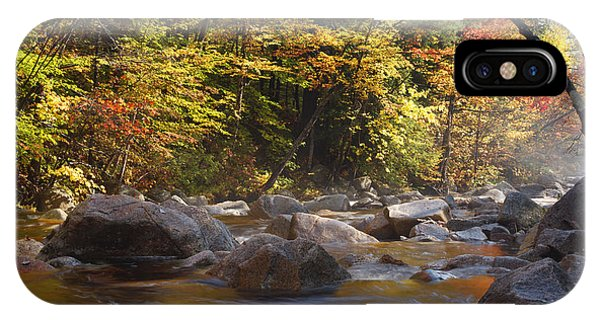 Swift River - White Mountains New Hampshire Usa IPhone Case