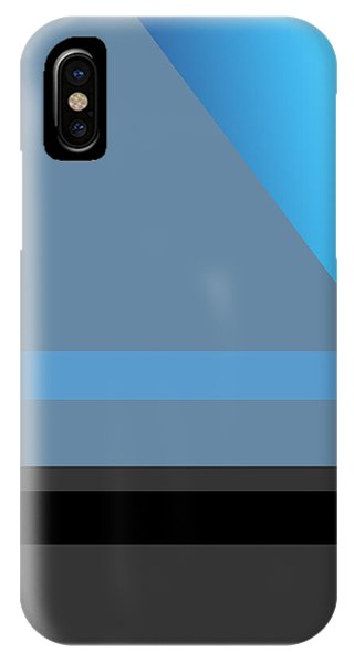 Symphony In Blue - Movement 1 - 2 IPhone Case