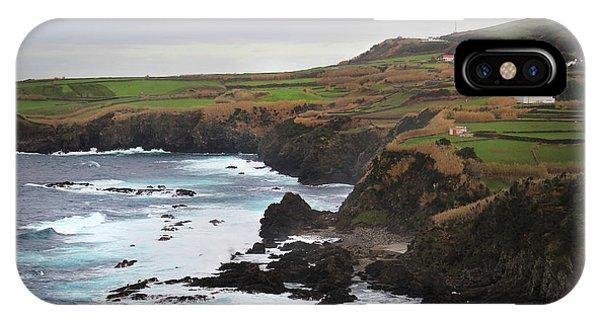 Terceira Coastline IPhone Case