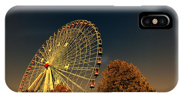 Texas Star Ferris Wheel IPhone Case
