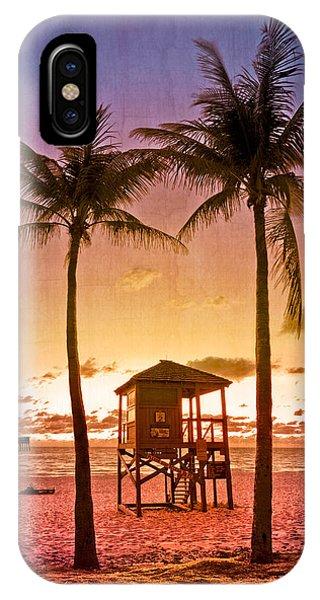 Boynton iPhone Case - The Beach by Debra and Dave Vanderlaan