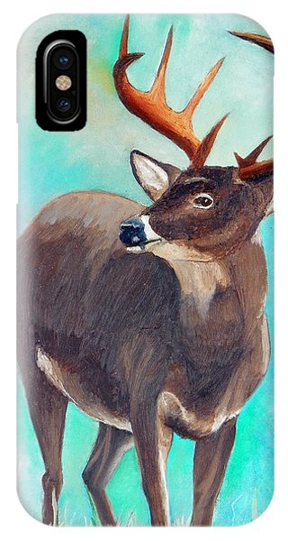 the Buck Stops Here IPhone Case