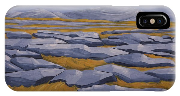 The Burren IPhone Case