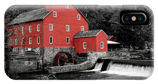 The Clinton Mill IPhone Case