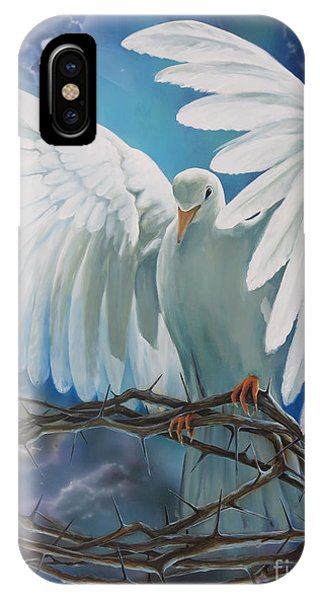 The Dove IPhone Case