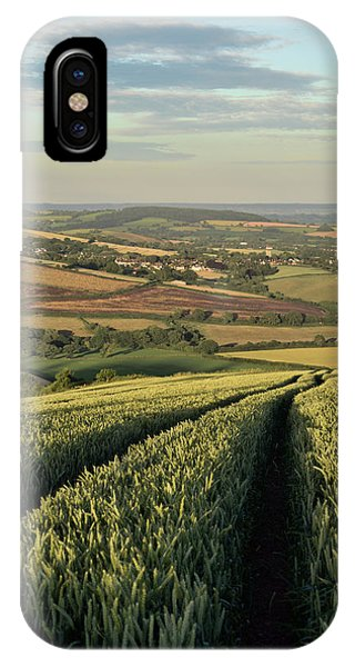 The Exe Valley IPhone Case