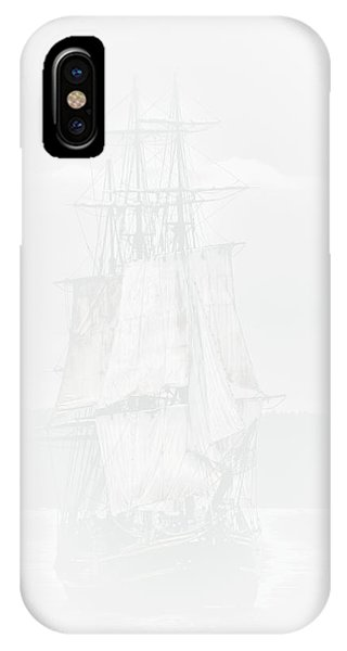 The Ghost Ship IPhone Case