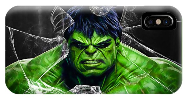 The Incredible Hulk Collection IPhone Case