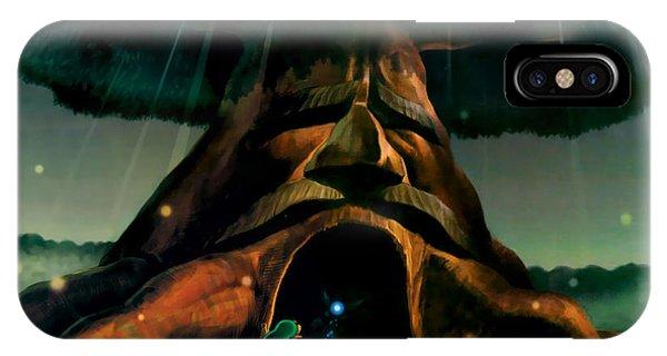 The Legend Of Zelda Ocarina Of Time IPhone Case