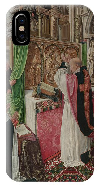 The Mass Of Saint Giles IPhone Case