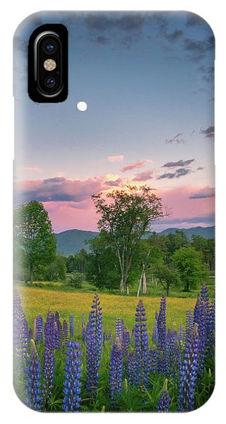 The Moon Rises Above IPhone Case