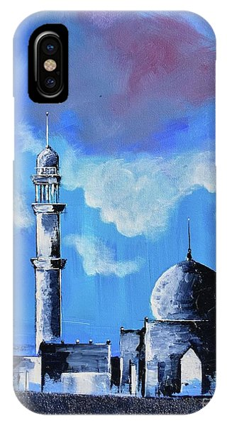 The Mosque IPhone Case