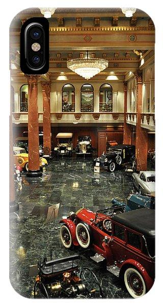 Grand Salon At The Nethercutt IPhone Case