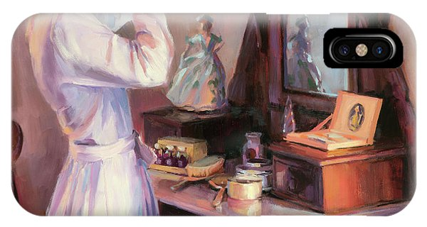 Figurative iPhone Case - The New Hat by Steve Henderson