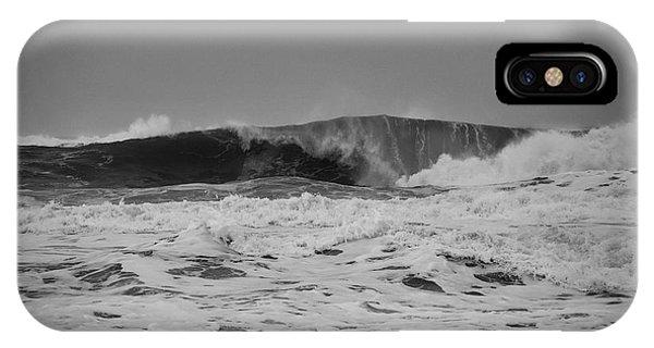 The Pacific Ocean IPhone Case