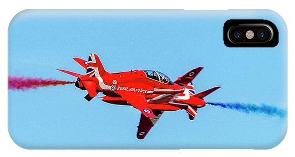 IPhone Case featuring the photograph The Reds  by Cliff Norton