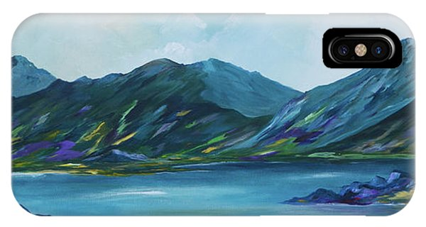 The Ring Of Kerry IPhone Case
