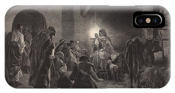The Star Of Bethlehem IPhone Case