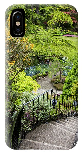 Shrub iPhone Case - The View by Patricia Stalter