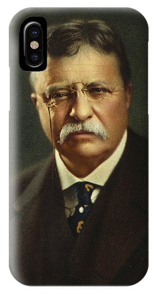 Theodore Roosevelt - President Of The United States IPhone Case